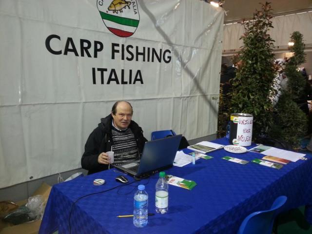 Carpfishing Italia Segreteria