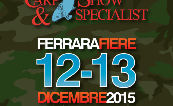 Carp Show & Specialist 2015