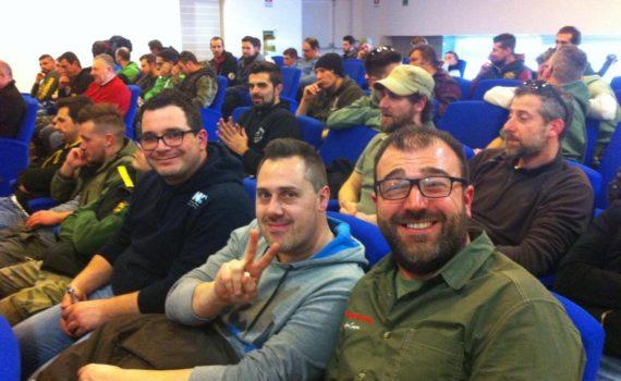 Carpitaly 2017 Elezioni e Assemblea CFI