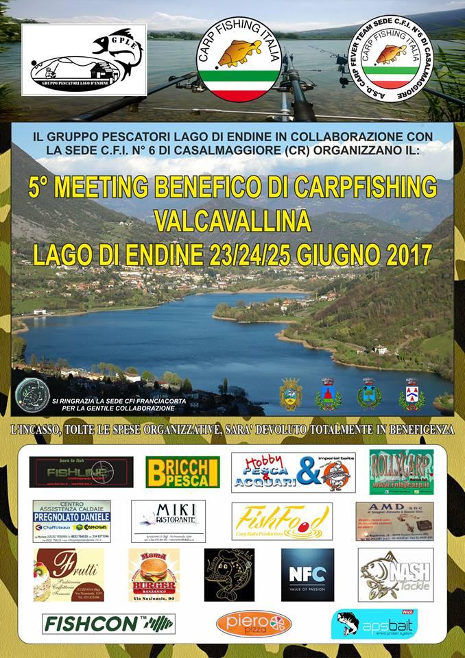 Quinto Meeting Benefico Valcavallina