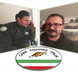 Pronto Presidente al telefono con Pietro Cicchetti