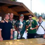 Finale decimo Trofeo CFI 2013 Ruzzante Frizzarin 159 Colli Euganei kg 138.050