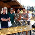 Finale decimo Trofeo CFI 2013 Caffaz Ferraretto 159 Colli Euganei kg 117.924