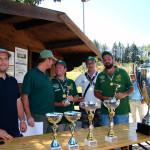 Finale decimo Trofeo CFI 2013 Geron Barbiero 159 Colli Euganei kg 108.110