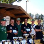 Finale decimo Trofeo CFI 2013 Camporese Pozzato 82 Venezia kg 53.550