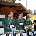 Finale decimo Trofeo CFI 2013 Carcangiù Carcangiù 201 Campogalliano Kg 51.440