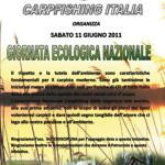 Giornata Ecologica CFI 2011