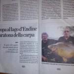 TROFEO COMUNE DI ENDINE (CARPA)-Coppia Vincitrice FURGHIERI FABRIZIO – BOCCHI LUCIANO.