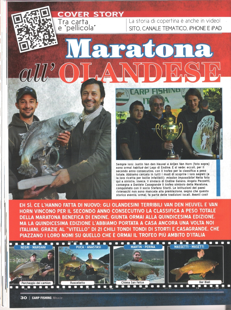 15 Maratona Benefica Internazionale 2011
