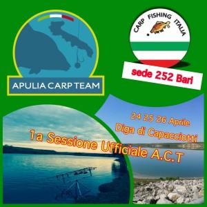 Prima sessione ufficiale 24 25 26 aprile 2015 Corato Nr 252