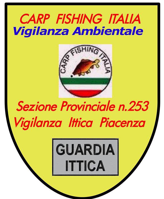Piacenza Nr 253 Vigilanza Ittica
