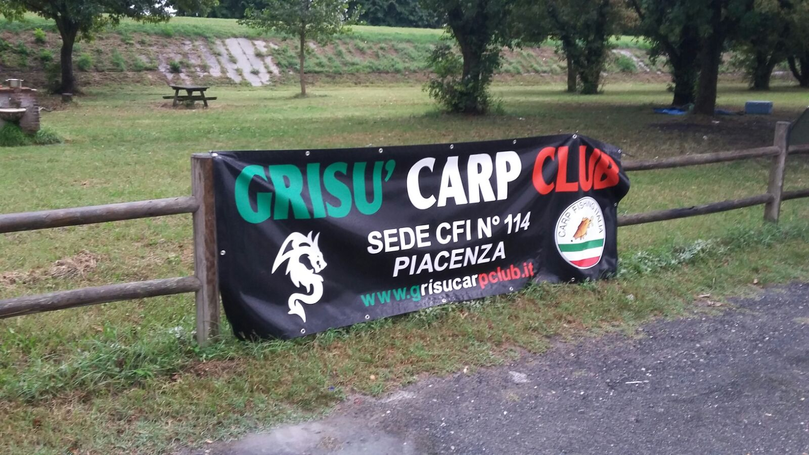 Piacenza 114 Grisù Carp Club