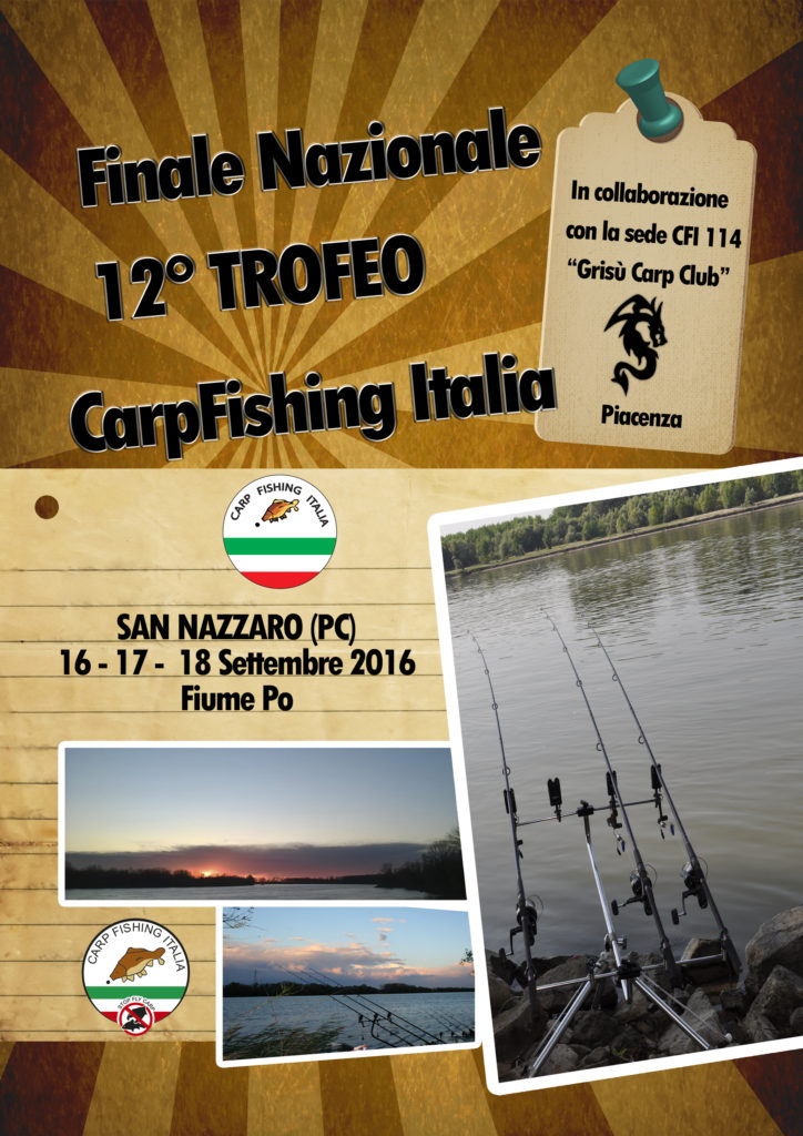 Finale 12 Trofeo CFI 2015
