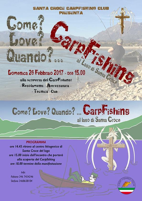 Informazioni lago Santa Croce sede CFI 258 Belluno