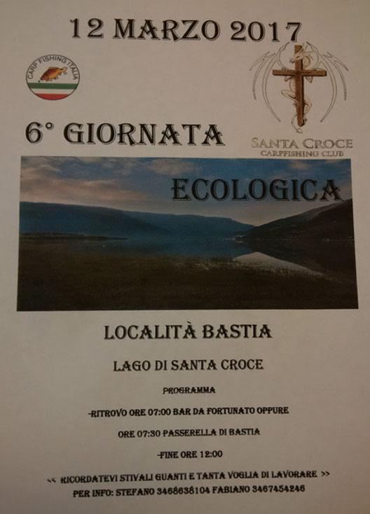 Giornata ecologica nazionale 2017 sede 258 Belluno