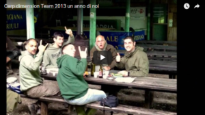 Video Sede CFI Udine NR 37 Carp Dimension team