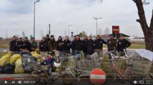 Padova Nr 116 Carp Team Video Giornata Ecologica Nazionale 2015