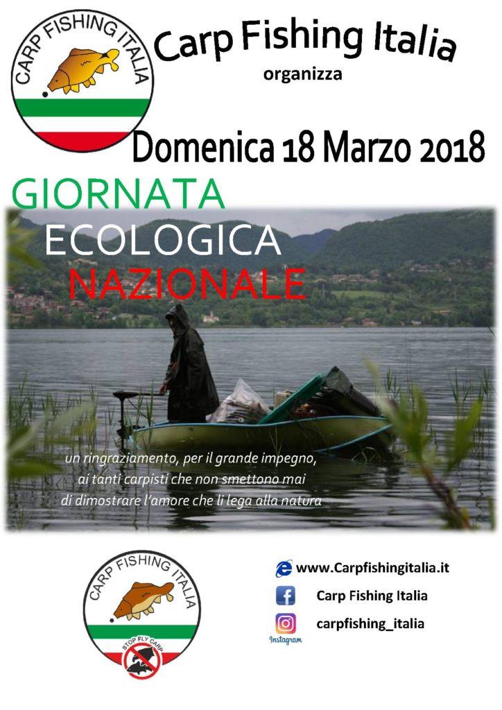 Giornata Ecologica Nazionale 2018