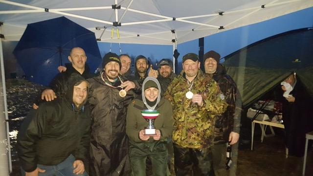 11 marzo 2018 Gara di lancio tecnico Stegugio Team Sede NR 268