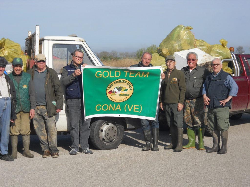 Cona NR 157 Gold Team