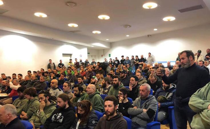 CFI Conferenza Bracconaggio carpitaly 2019